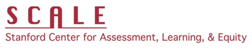 SCALE Logo - Stanford Center for Assessment, Learning, & Equity
