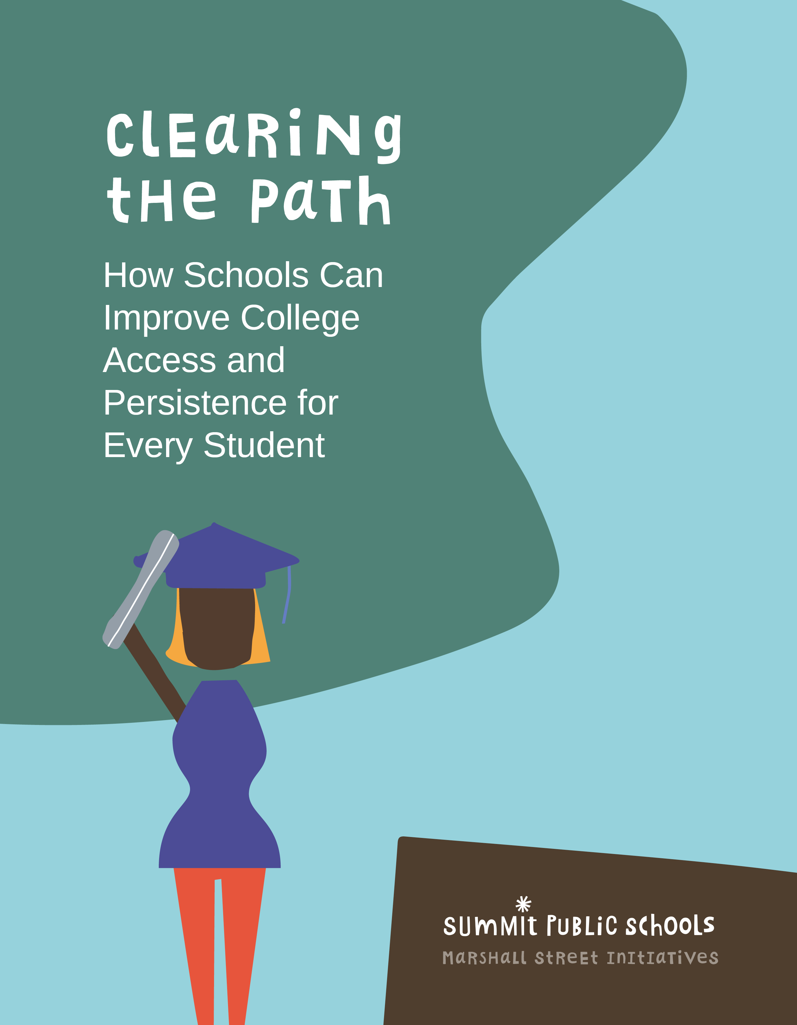 Cover of the research paper entitled Clearing the Path